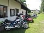21. 7. 2014 sraz motocyklů značky Guzzi