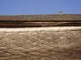 2007 oprava střechy Panského domu
